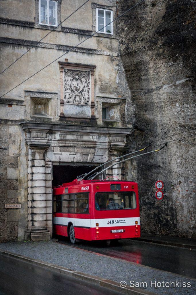 Salzburg Bus