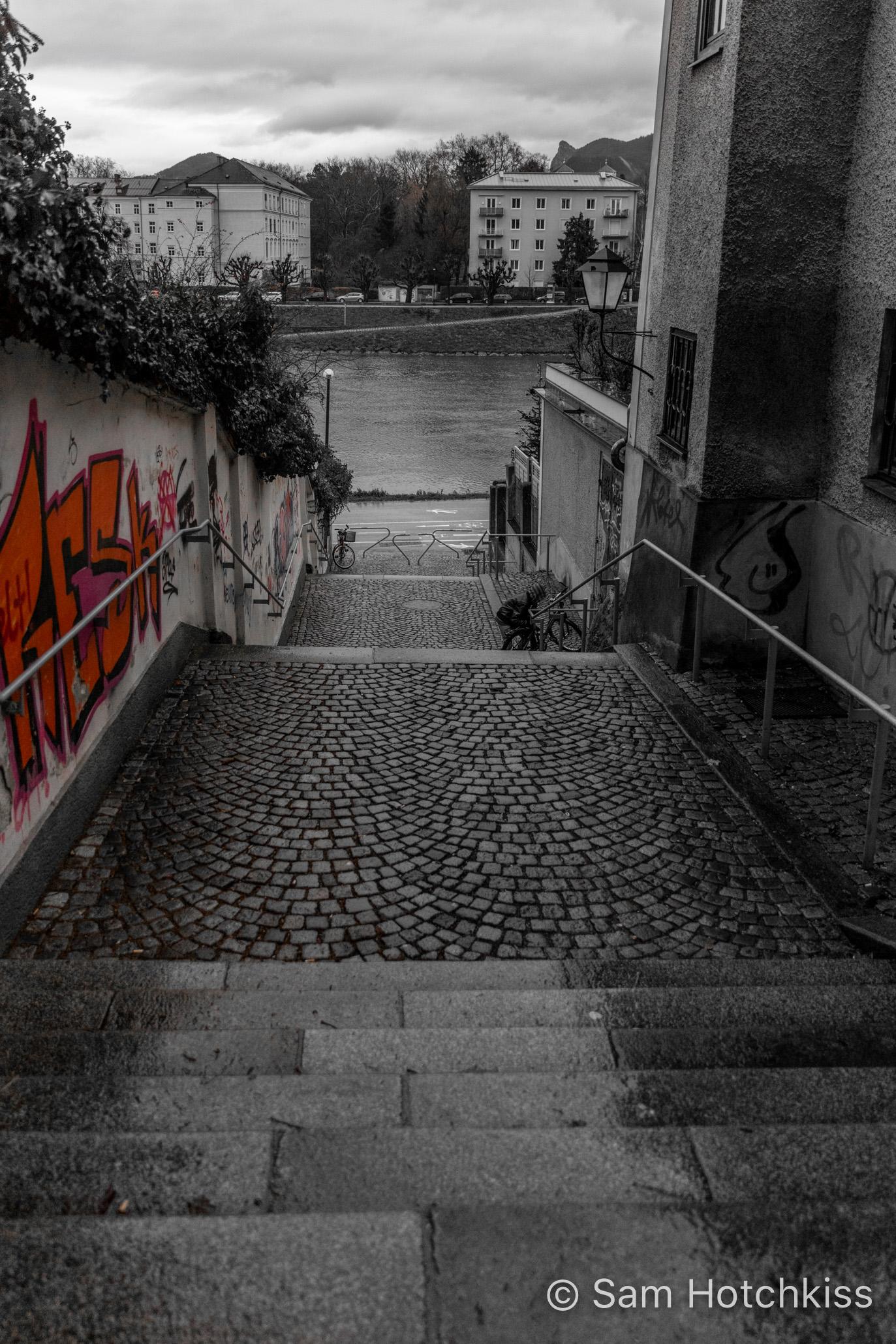 Salzburg Stairs
